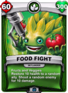 Battlecast Food Fight