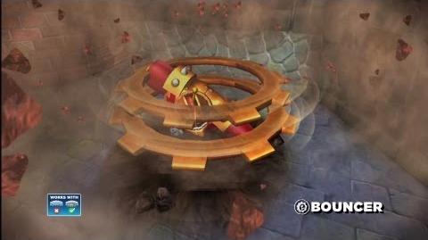 Bouncer - Skylanders Giants Character Vignette Trailer