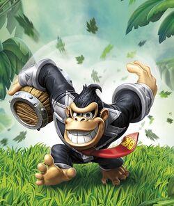 Dark Donkey Kong Promo