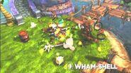 Skylanders Spyro's Adventure - Wham-Shell Preview Trailer (Brace for the Mace)