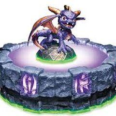 Spyro en el Portal del Poder