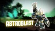 OFFICIAL Skylanders SuperChargers Action Clips Astroblast