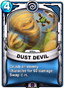 Dust Devilcard