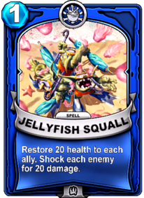 Jellyfish Squallcard