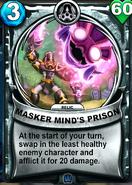 Masker Mind's Prison Animated