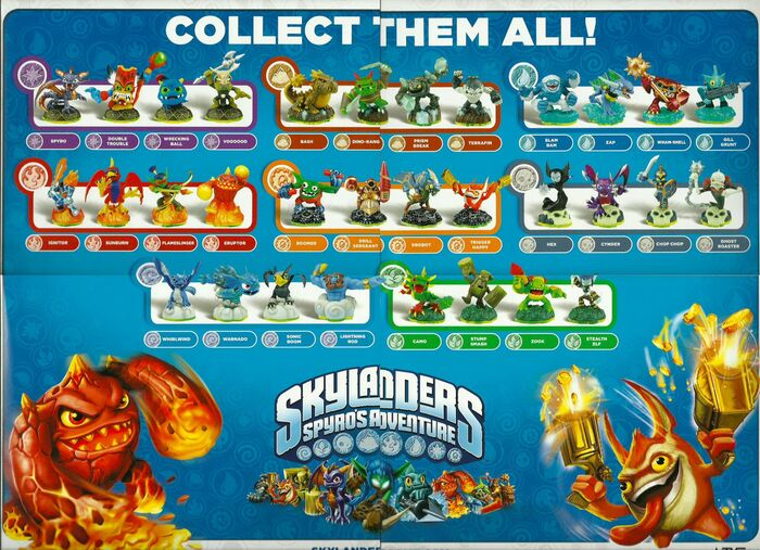 1 - Spyros adventure