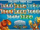 Los posters de Skylanders - Spyros adventure