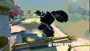 Meet the Skylanders Superchargers - Dark Spit Fire