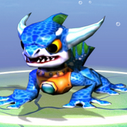 Skylanders zap water element