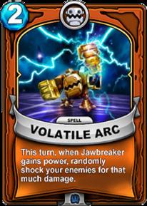 Volatile Arccard