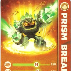 Carta de Lightcore Prism Break