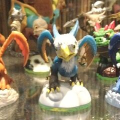 Prototipos de figuras de Sonic Boom