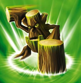 Stump Smash serie 1