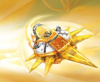 Legendary Astroblast - Skylanders Superchargers figure