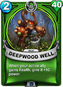 Deepwood Wellcard