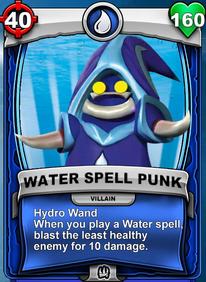 Hydro Wand - Habilidad especial (Engrane)card