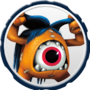 Eye Scream Villain Icon