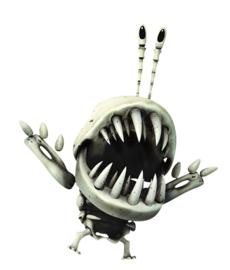 Bone Chompy villano