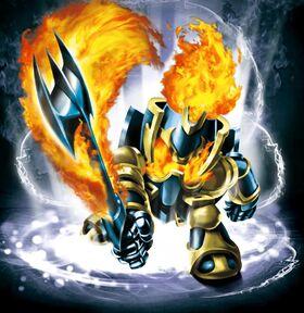 Legendary Ignitor