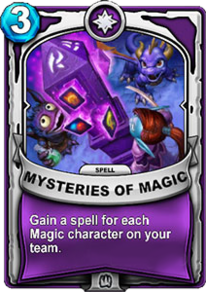 Mysteries of Magiccard