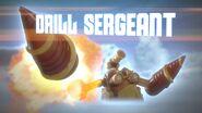 Drill Sergeant Trailer