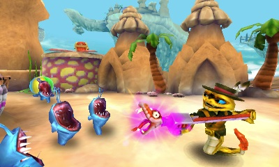 Plik:Rattle Shake 3ds gameplay.jpg