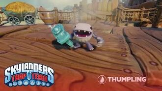 Meet the Skylanders- Thumpling l Skylanders Trap Team l Skylanders