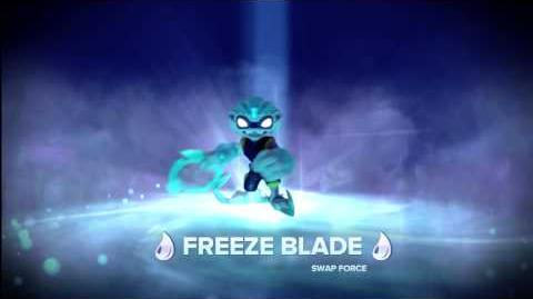 "Meet the Skylanders - Freeze Blade ""Keeping It Cool!"" Official Trailer"