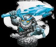 Thunderbolt Transparent Render