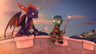 S2 Spyro Stealth Elf Thinking Spot
