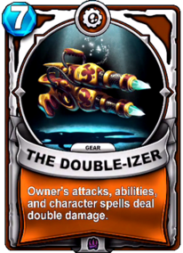 The Double-izer - Gearcard