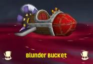 Blunder Bucket Pandergast