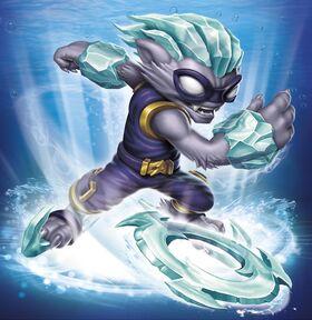 Freeze Blade Promo