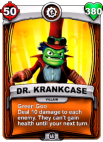 Green Goo - Special Abilitycard