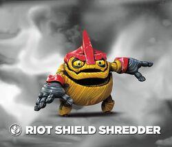 Riot Shield Shredder Promo