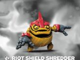 Riot Shield Shredder