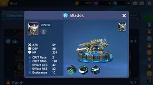 RoH Awakened Blades