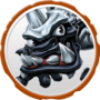 Dark Slobber Tooth Icon
