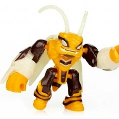 Figura de Mega Bloks de Swarm