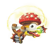 Lightcore Shroomboom Transparent Render