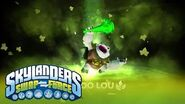 Meet the Skylanders Zoo Lou l SWAP Force l Skylanders