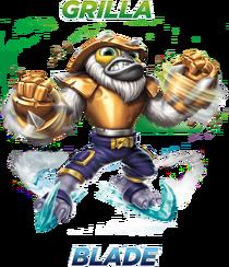 Grilla Blade