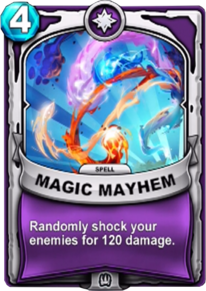 Magic Mayhemcard