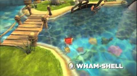 Meet the Skylanders Wham-Shell (extended)