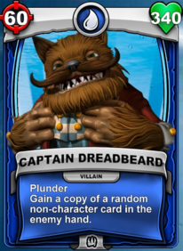 Plunder - Special Abilitycard