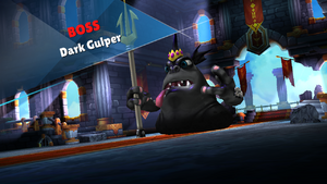Dark Gulper Boss Intro