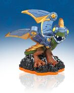 LightCore Drobot toy