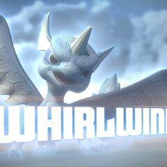 Whirlwind en el trailer