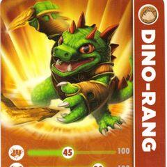 Carta de Dino-Rang