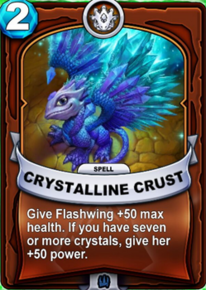 Crystalline Crustcard